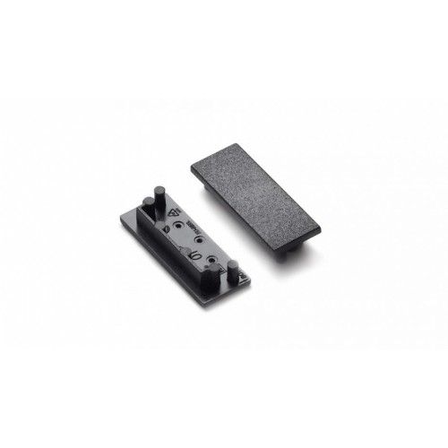 Endkappe-T VARIO 30-01, black