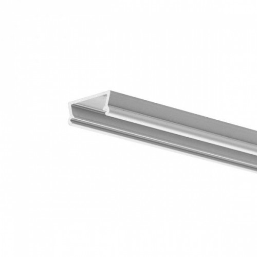 LED Anbauprofil TAMI-13-1m, eloxiert