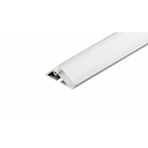 LED Anbauprofil LG-2814-11-1m, eloxiert