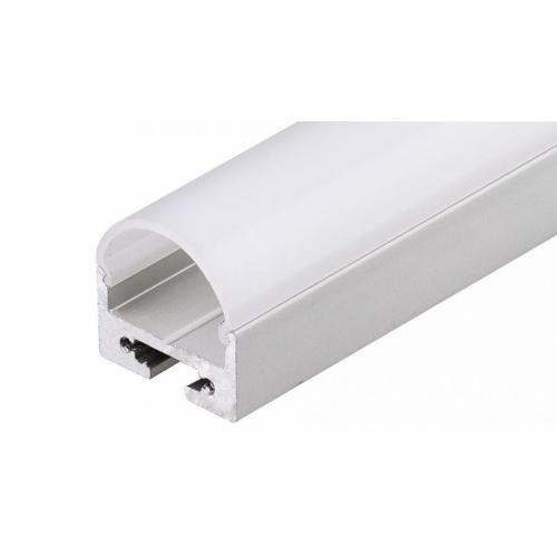 LED Anbauprofil LS-1911-16-2m, eloxiert