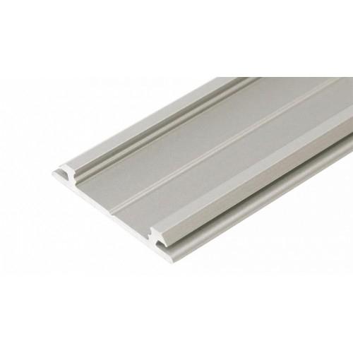 LED Anbauprofil ARC-T-12-2m, eloxiert