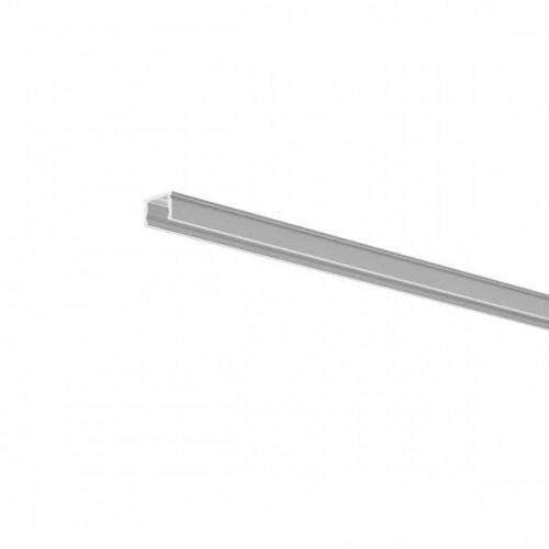 LED Anbauprofil PIKO-7-2m, eloxiert