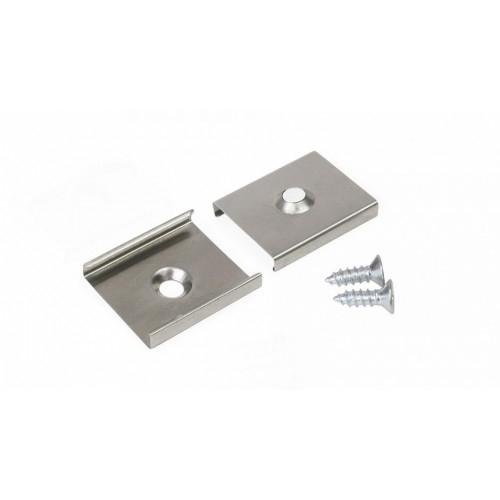 Befestigungsclip Stahl für Rundkopfschrauben für FL/SU/GR/CO/BA