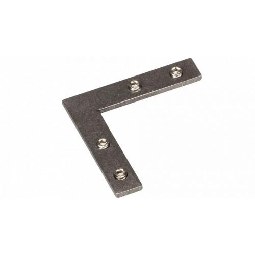 H-Eckverbinder 90° für Profil Larko, JAZ-K