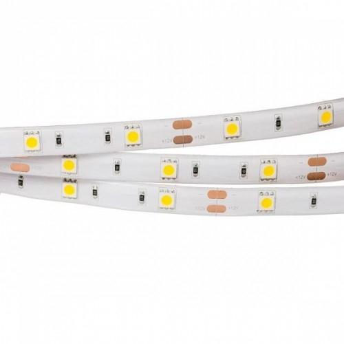 LED Streifen LSW-SE1 5m 10mm 12V 36W warmweiß 150LED (100mm, IP65)