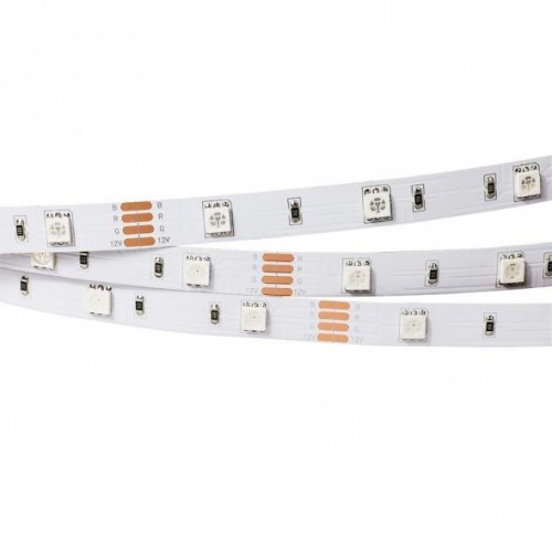 LED Streifen LS1 5m 10mm 12V 36W RGB 150LED (100mm, IP20)
