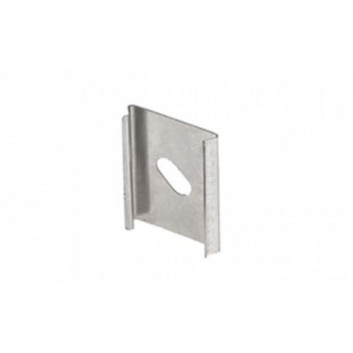 Befestigungsclips Stahl für einfache Schrauben (SURFACE10, 5 Stück))