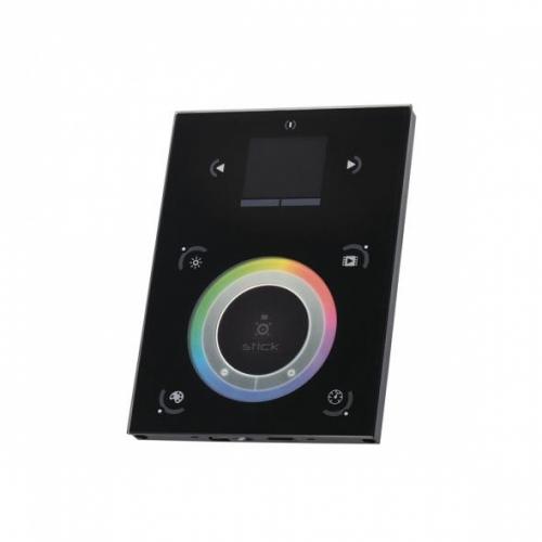 DMX-Einbaucontroller SUNLITE STICK-DE 3, black