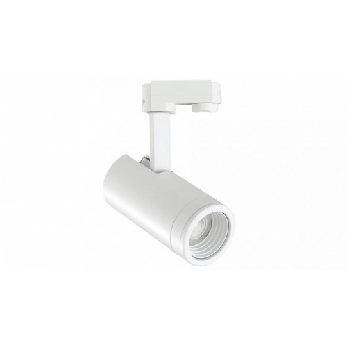 LED Schienenstrahler SN-16PA AW-10W-dw, 20°-60°  ( 3-Phasen, weiß )