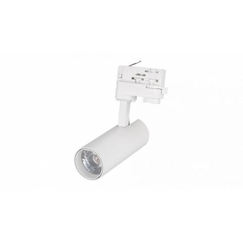 LED Schienenstrahler SN-16CA AW-10W-dw, 24° ( 3-Phasen, weiß )