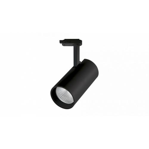 LED Schienenstrahler SN-16CA AB-10W-dw, 24° schwarz