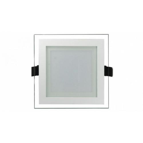 LED Downlight Einbaustrahler LTS160 12W warmweiß, Set inkl. Netzteil