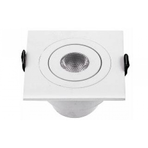 LED Downlight LTM-S-60 AW-3W-w