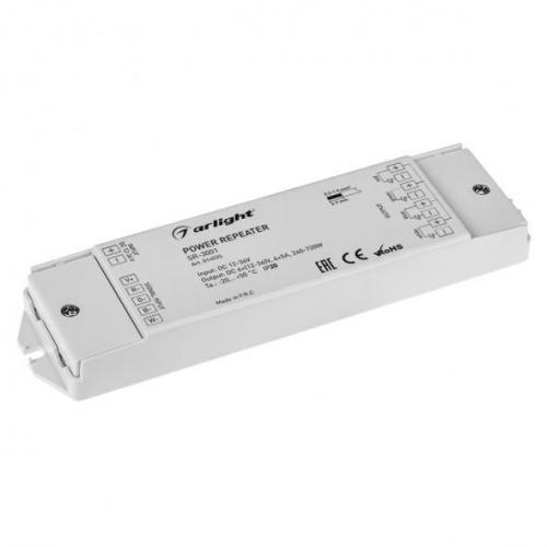 RGB-Verstärker SR-3001 (12-36 V, 240-720 W, 4CH)