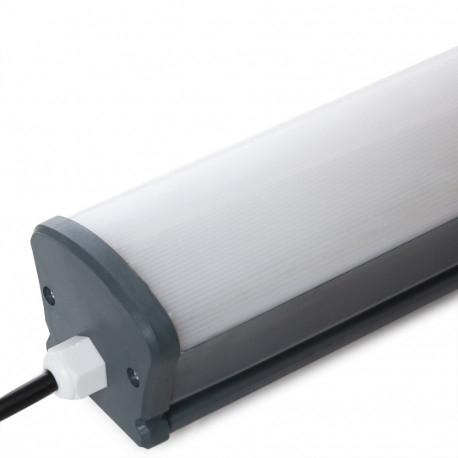 LED-Feuchtraumleuchte SlimLine 50W 4000Lm 6000K (IP65, kaltweiß)