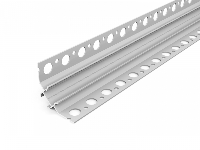 LED Profil UNI-TILE12-90° PLUS 2000, 2m, eloxiert