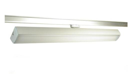 LED-Schienenleuchte Linear SN-80 52W 4000K 7000lm  dw, silber