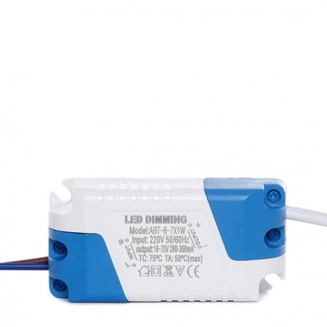 Treiber Dimmbar LED Slimline Downlight 6W (GR-DRDIM-6W )