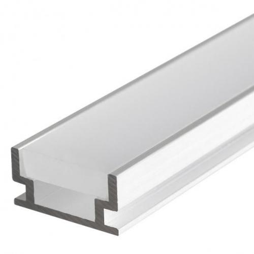 LED Einbauprofil HR11-1m, eloxiert