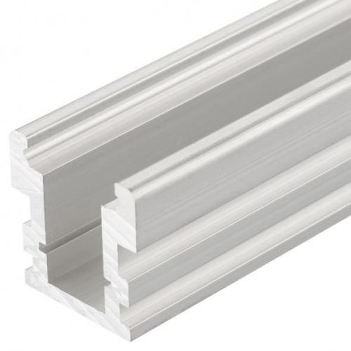 LED Einbauprofil HR-LINE 2m, eloxiert