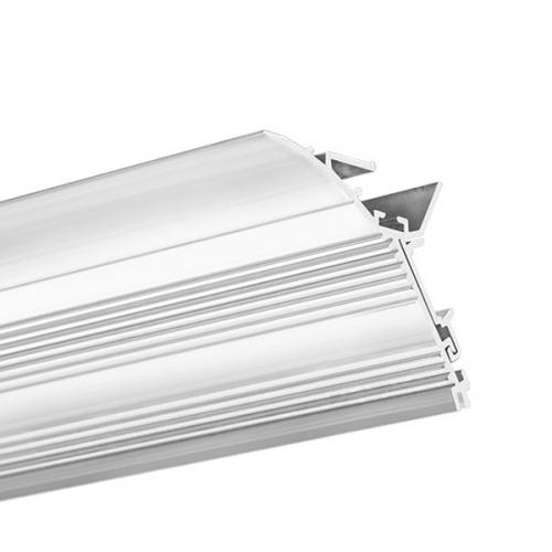 LED Eckprofil LIT-L, 2m, eloxiert