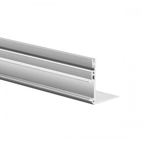 LED Profil NISA-KON 2000, 2m, Nicht eloxiert (roh)