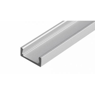 LED Anbauprofil MIC-11-2m, eloxiert