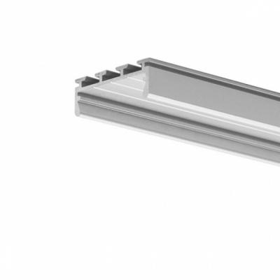 LED Anbauprofil GIZA-24-2m, eloxiert