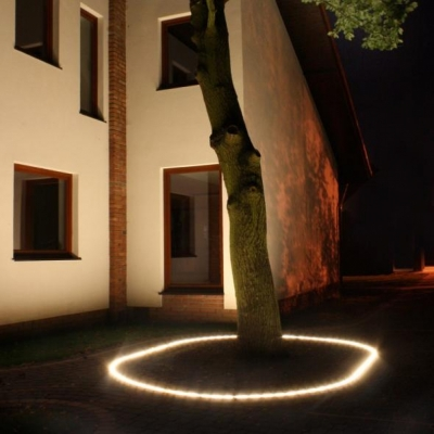 LED Einbauprofil Bodenprofil HR-LINE 2000 2m Aluminium