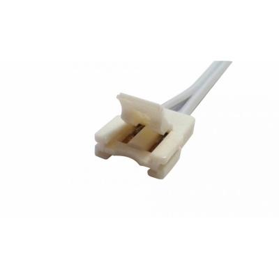 2-PIN Steifenanschluss mit Kabel FIX-10, 10 mm